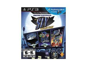 Sly Cooper Collection Playstation3 Game SONY