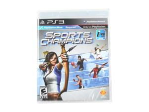 Sport Champions Playstation3 Game SONY