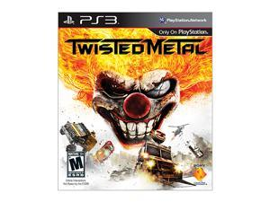 Twisted Metal Playstation3 Game SONY