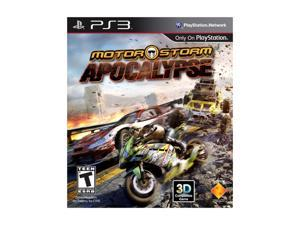 Motorstorm: Apocalypse Playstation3 Game SONY