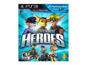 Playstation Move Heroes Playstation3 Game SONY