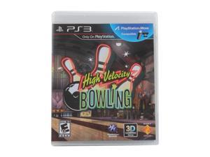 High Velocity Bowling Move Playstation3 Game
