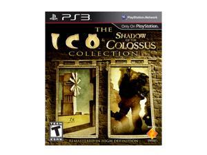 ICO and Shadow of Colossus Collection Playstation3 Game