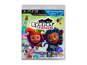 EyePet & Friends Playstation3 Game SONY