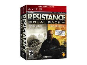 Resistance 1&2 Dual Pack Playstation3 Game