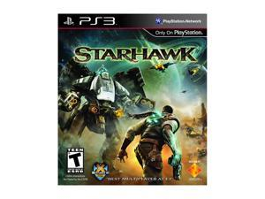 Starhawk Playstation3 Game SONY