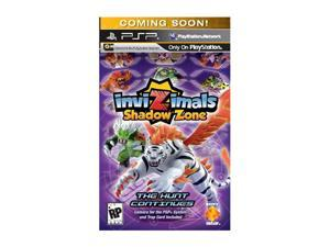 Invizimals: Shadow Zone PSP Game SONY