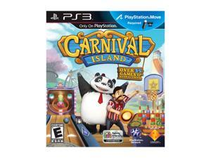 Carnival Island Playstation3 Game SONY