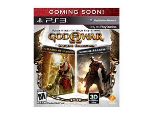 God of War Origins Collection Playstation3 Game