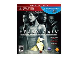 Heavy Rain: Director's Cut Playstation3 Game SONY