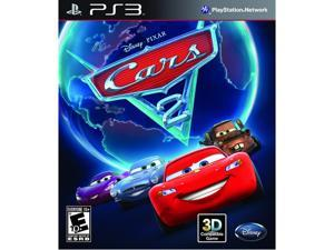 Cars 2 Blu-ray Movie and Game Playstation3 Game