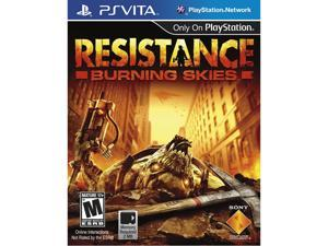 Resistance: Burning Skies PS Vita Games SONY
