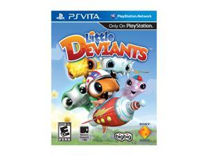 Little Deviants PlayStation Vita