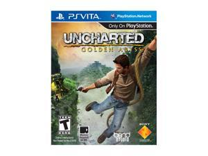 Uncharted: Golden Abyss PS Vita Games