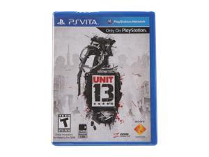 Unit 13 PlayStation Vita