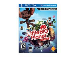Little Big Planet PS Vita Games SONY