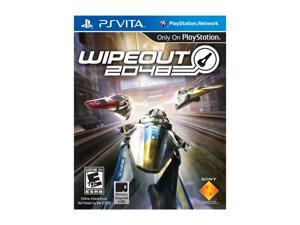 Wipeout 2048 PS Vita Games