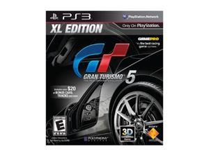 Gran Turismo 5 XL Edition Playstation3 Game