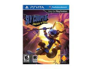 Sly Cooper: Thieves in Time PS Vita Games                                                                                ...