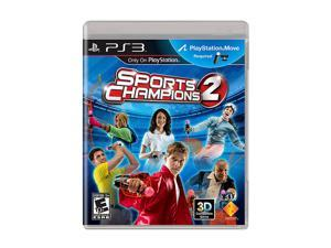 Sports Champions 2 Playstation3 Game