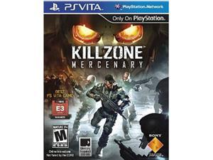 Killzone: Mercenary PS Vita Games SONY
