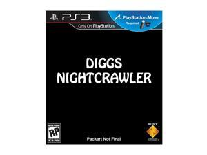 Diggs Nightcrawler Playstation3 Game SONY