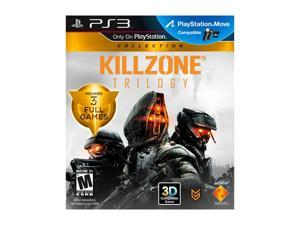 Killzone Trilogy Collection Playstation3 Game SONY