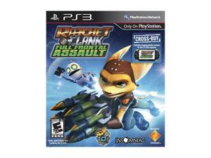 Ratchet & Clank: Full Frontal Assault Playstation3 Game SONY