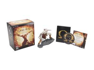 God of War: Ascension Collector's Edition Playstation3 Game SONY