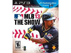 MLB 13: The Show PlayStation3 Game