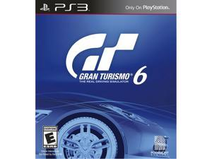 Gran Turismo 6 PlayStation3 Game SONY