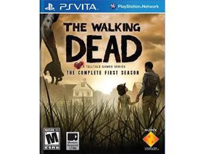 The Walking Dead: The Complete First Season PS Vita Games SONY