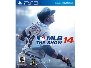 MLB 14: The Show PlayStation 3