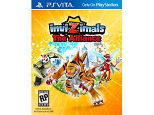 Invizimals: The Alliance PlayStation Vita