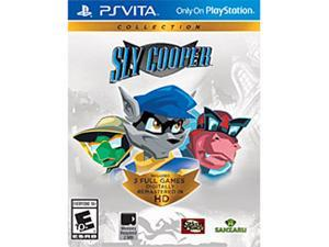 Sly Cooper Collection PlayStation Vita