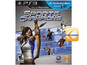 Pre-owned Sports Champions  PS3