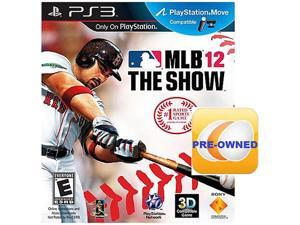 Pre-owned MLB 12 The Show  PS3