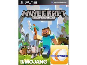 Pre-owned Minecraft  PS3