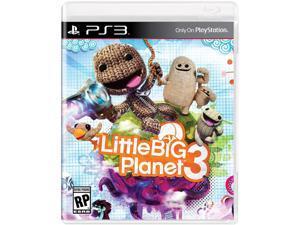 Little Big Planet 3 PlayStation 3