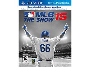 MLB 15 The Show PlayStation Vita
