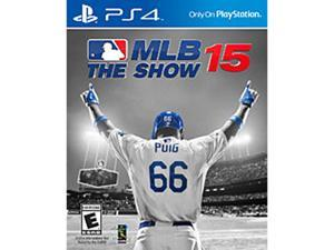 MLB 15 The Show PlayStation 4