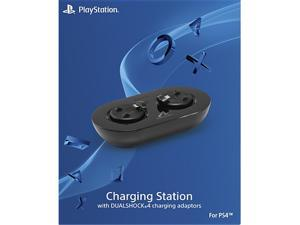 Sony PlayStation 4 Charging Station with DS4 Charging Adaptors