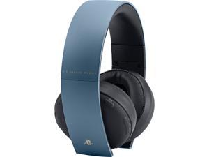 Sony PlayStation Gold Wireless 7.1 Headset Uncharted 4 Limited Edition - Gray Blue
