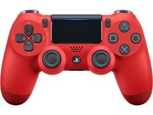 Sony DualShock 4 Wireless Controller for PlayStation 4 - Magma Red (CUH-ZCT2)
