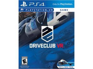 PSVR DriveClub - PlayStation 4
