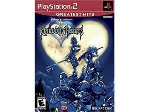 Kingdom Hearts PlayStation 2 (PS2) Game SQUARE ENIX