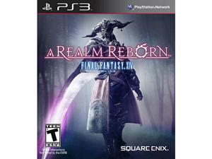 Final Fantasy XIV Playstation3 Game SQUARE ENIX