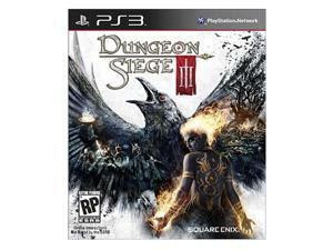 Dungeon Siege III Playstation3 Game SQUARE ENIX
