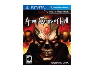 Army Corps of Hell PS Vita Games SQUARE ENIX