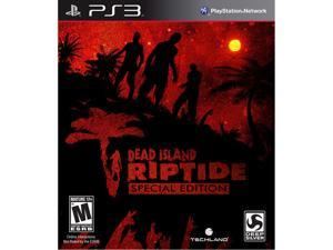 Dead Island: Riptide Playstation3 Game Deep Silver